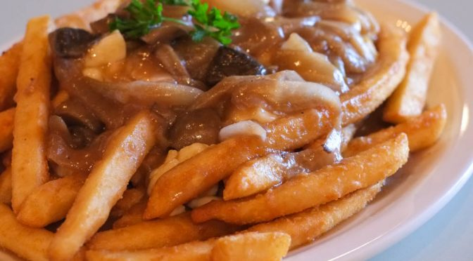 Dinner Quickie: Poutine & Craft Beer at Poutinerie Jean Talon