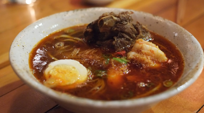 Longtable Dinner at Longtail Kitchen: Authentic Malaysian Cuisine by Alex Chen