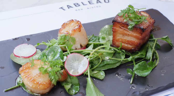 A Better Lunch at Tableau