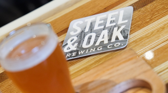 Damn Good: Steel & Oak Brewing Grand Opening