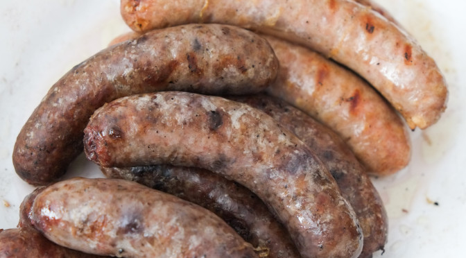 What Does $69 Worth of Sausages Taste Like? Oyama Sausage Co.