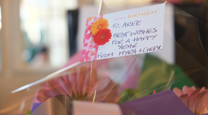 Refreshingly Honest & Generous Gesture at Aree Thai on Kingsway