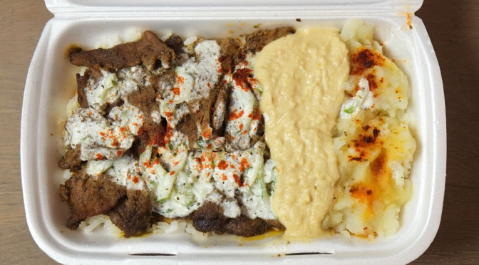 Humble and Tasty Turkish Homecooking on The Drive. No, not that Drive, the other one…