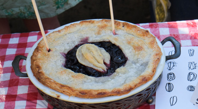 Celebrating Pi Day with…uh…Cherry Pie