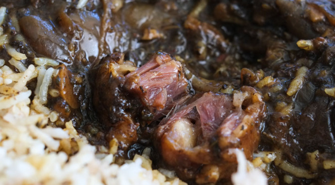 Takeout Quickie: Soulful Jamaican Eats at The Lion's Den Cafe