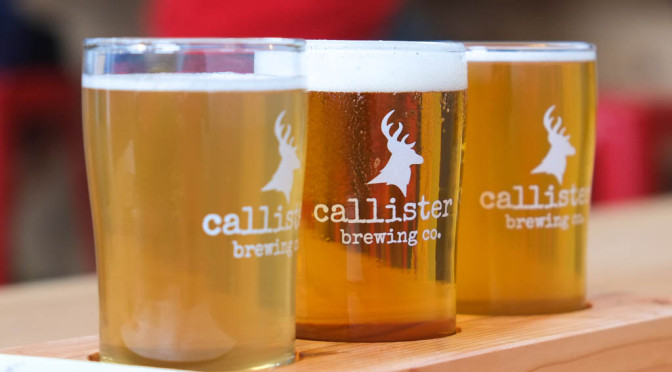 First Look: Callister Brewing in Yeast Van