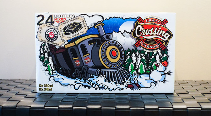 Red Racer/Parallel 49 Craft Crossing Beer Advent Calendar Giveaway