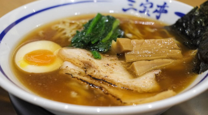 "First Look: Sanpoutei Ramen in Richmond (Have we reached ""Peak Ramen""?)"