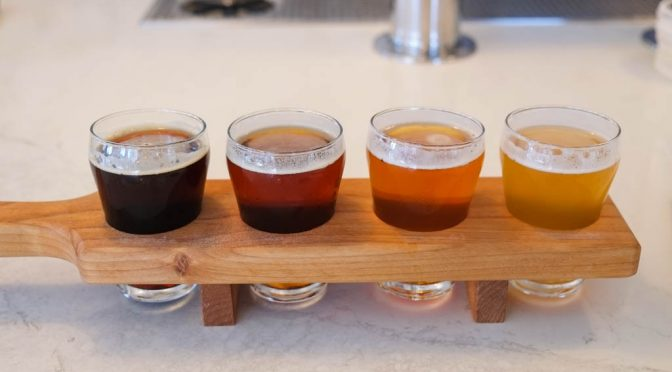 First Look: Britannia Brewing in Steveston