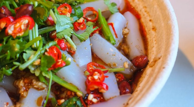 Lunch Quickie: Face-Melting Szechuan Cuisine at Szechuan Cuisine in Burnaby
