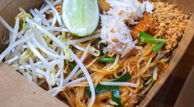 Second Look: Sen Pad Thai at Granville Island