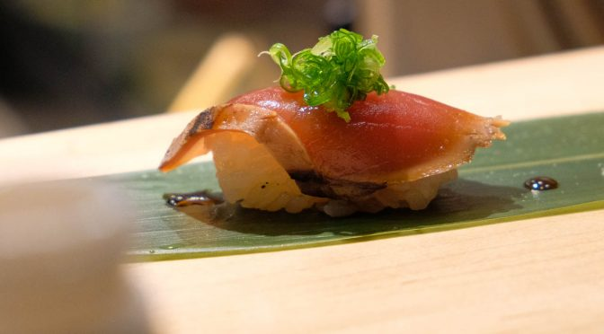 Tachi at Assembly Chef's Hall: First-Ever Stand-Up Sushi Bar in Canada Doesn't Embarrass Itself
